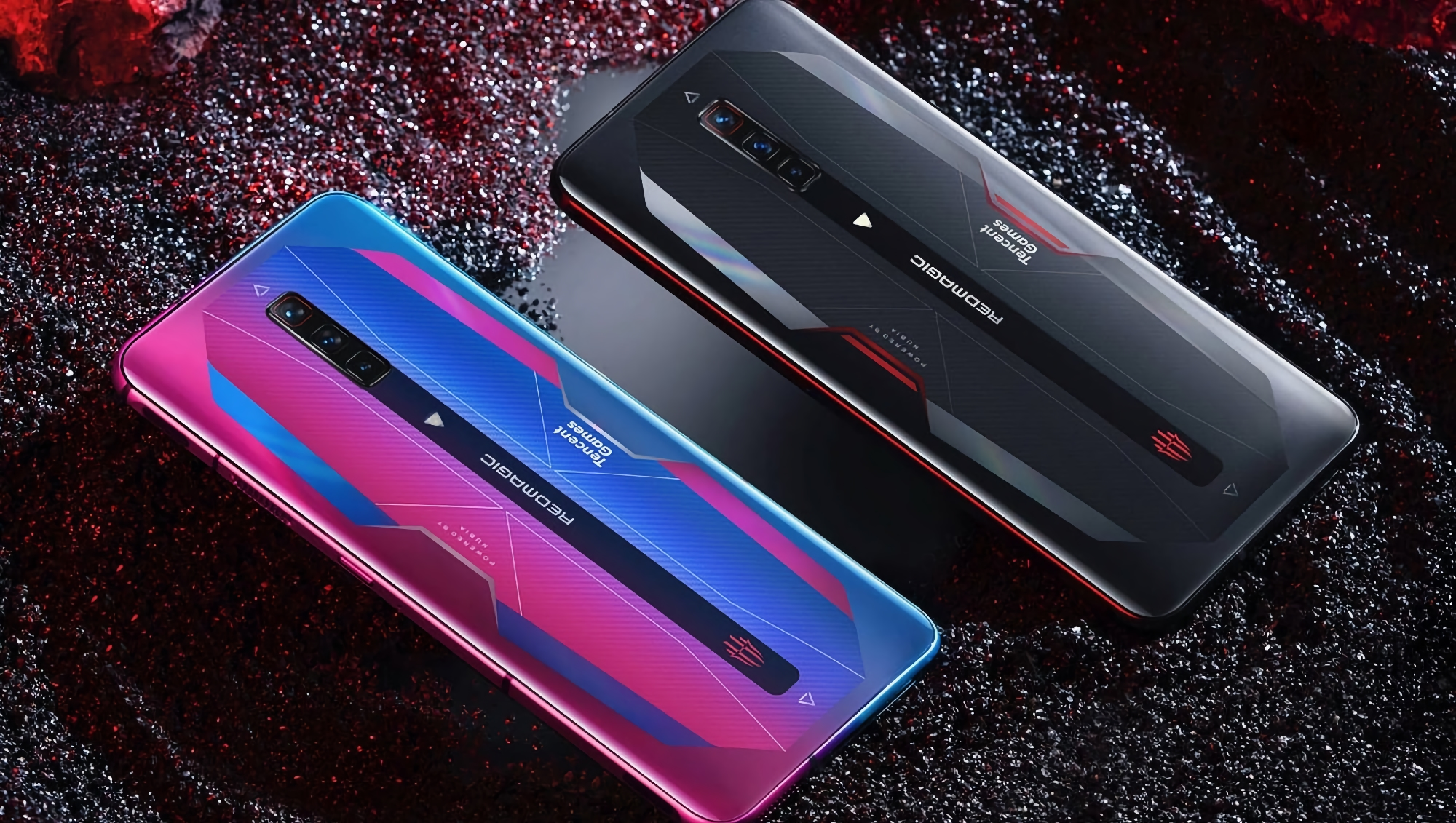 Nubia представила Red Magic 6 и Red Magic 6 Pro с чипами Snapdragon 888, 18 ГБ ОЗУ и экранами на 165 Гц