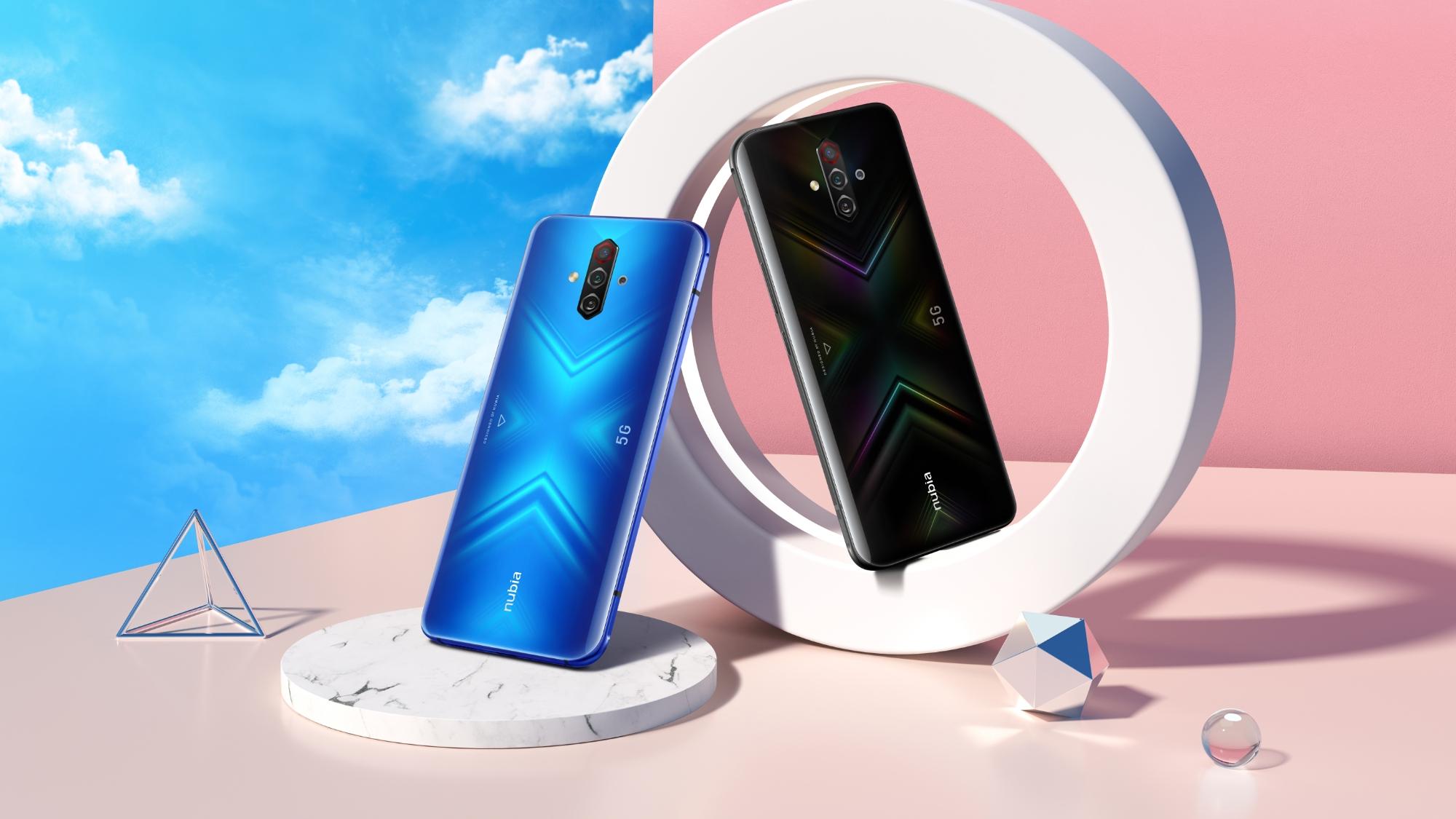 ZTE запускает бренд Nubia в Украине: первым смартфоном будет Nubia Play 5G