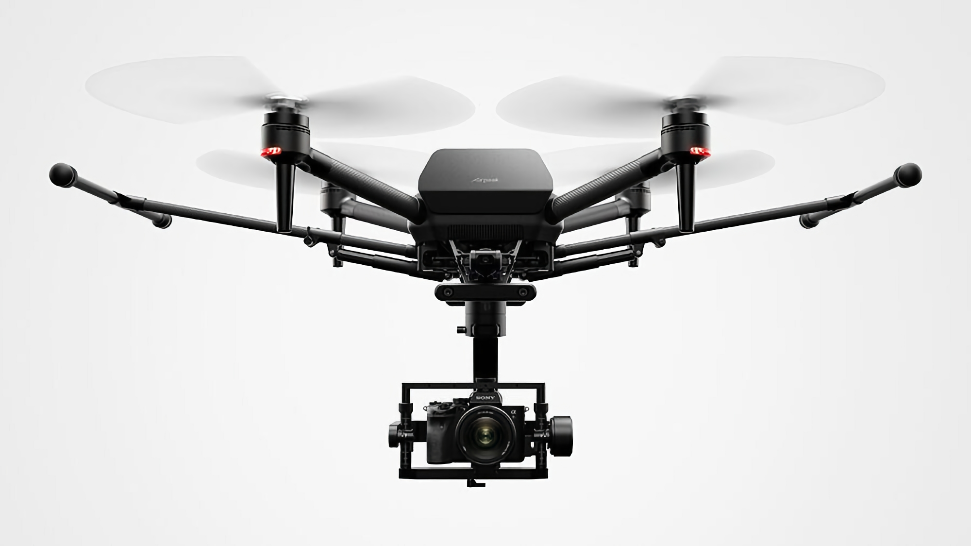 Sony Airpeak: дрон с поддержкой беззеркальных камер Alpha