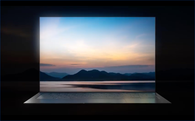 Неожиданно: первым устройством Samsung с подэкранной камерой будет не смартфон, а ноутбук
