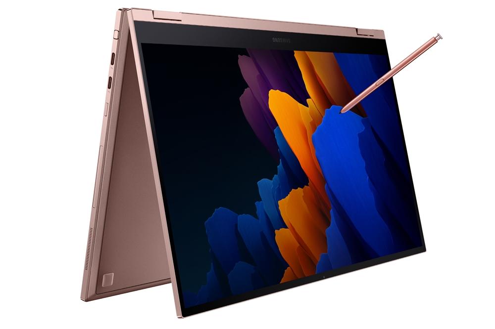 Samsung Galaxy Book Flex 2: ноутбук-трансформер в двух размерах с процессорами Intel Core 11-го поколения от $1680