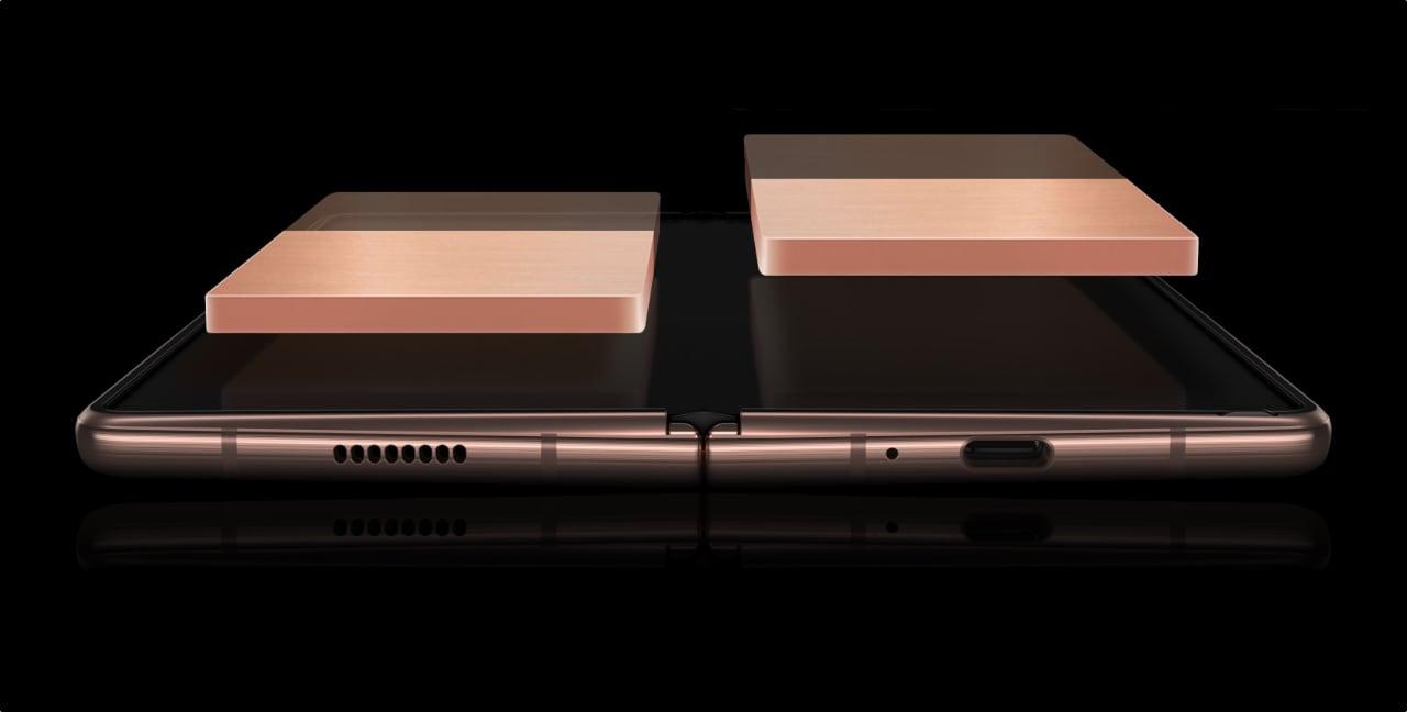 Дневник Samsung Galaxy Z Fold2: автономность двух аккумуляторов