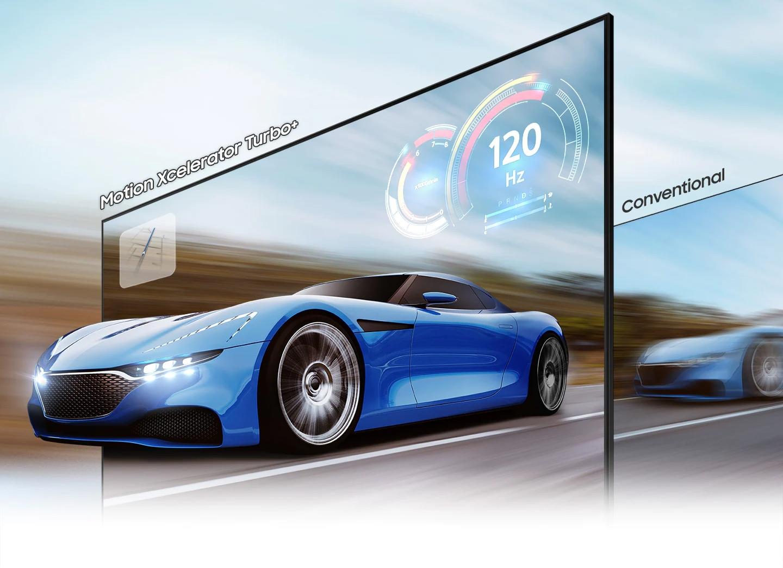 Samsung QX2: серия ультратонких игровых 4K-телевизоров с поддержкой AMD FreeSync Premium и ценником от $1069