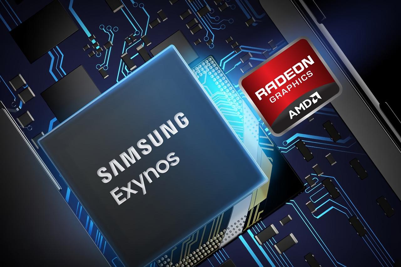 Официально: следующий топовый процессор Samsung Exynos получит графику AMD
