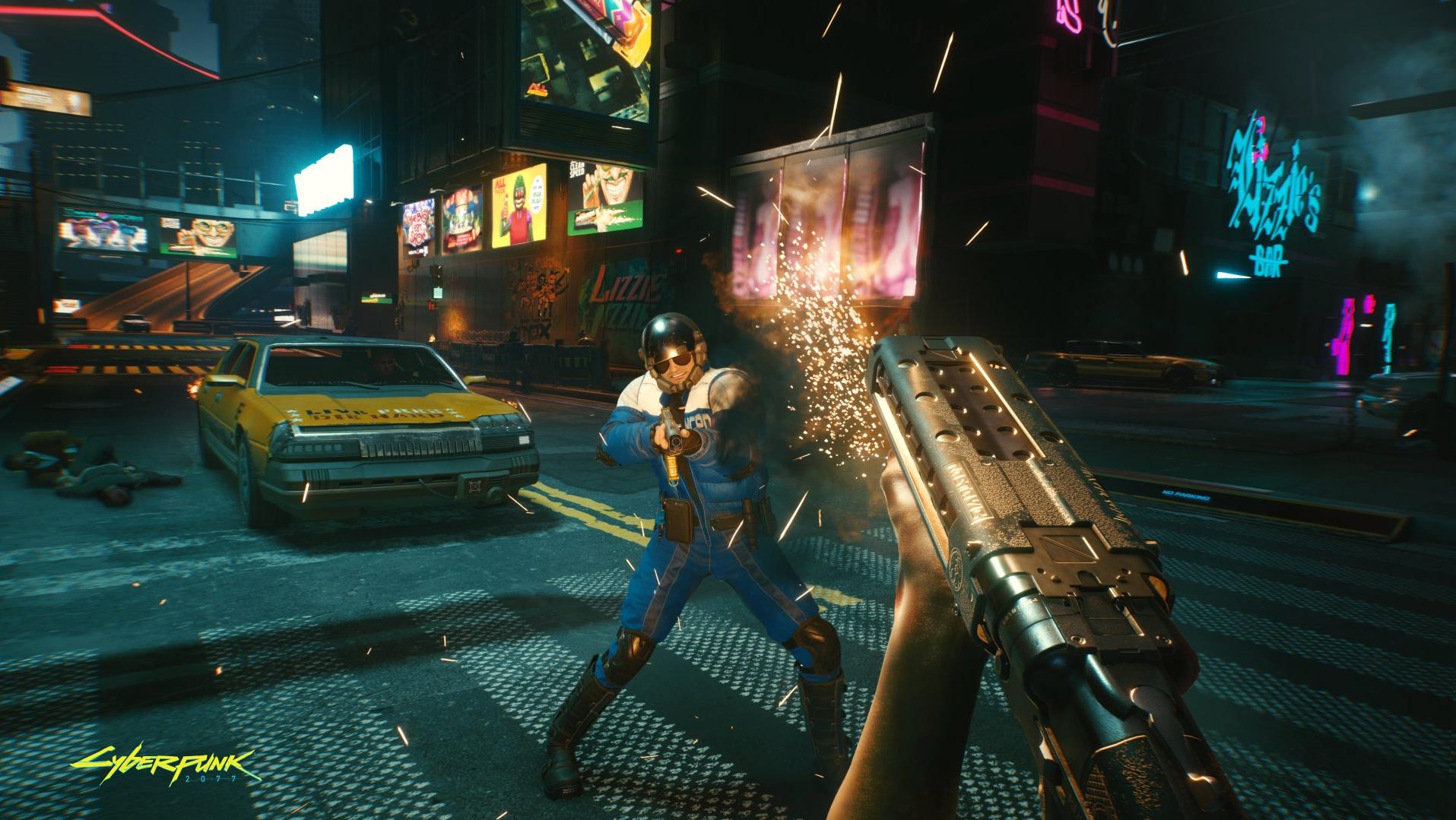 CD Projekt готовят замену GTA Online? Первые подробности о мультиплеере Cyberpunk 2077 от датамайнеров