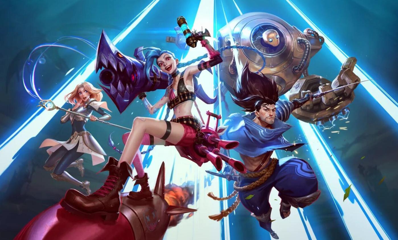 Дождались! League of Legends Wild Rift для Android и iOS стала доступна в Украине