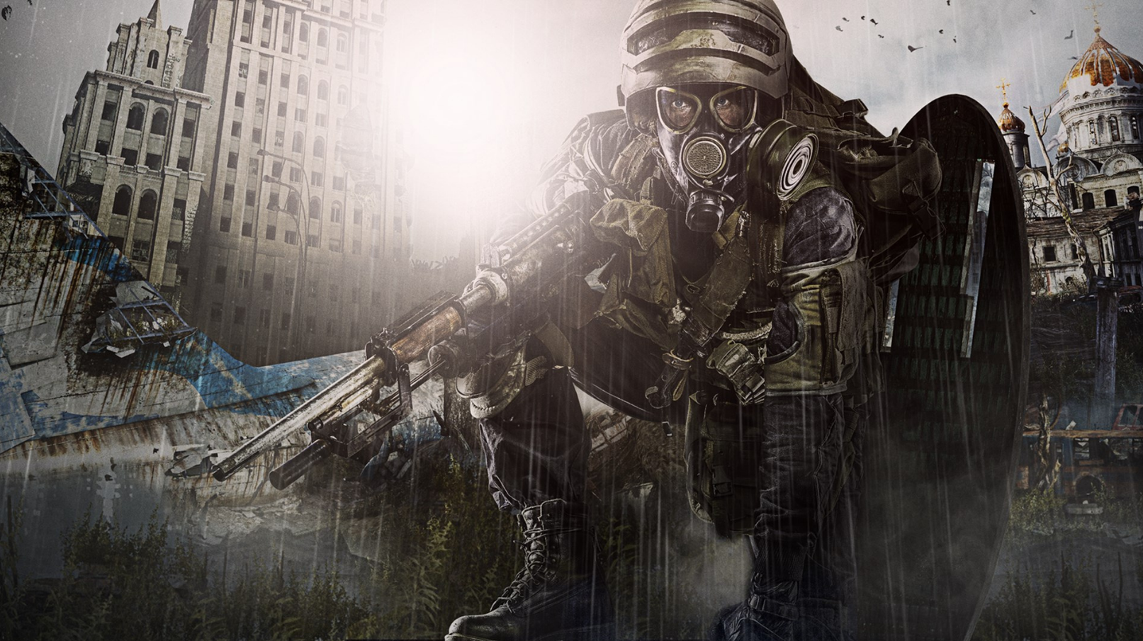 Бесплатные игры в GOG: не пропустите раздачу Metro Last Light Redux для ПК