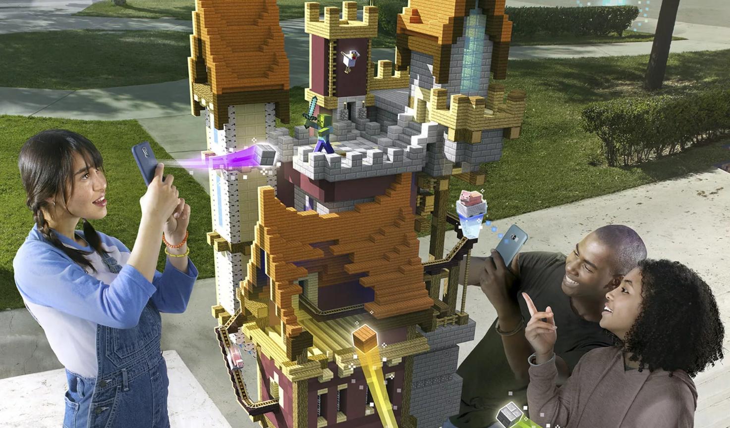 Minecraft Earth не пережила коронавирус: Microsoft закрывает игру спустя два года