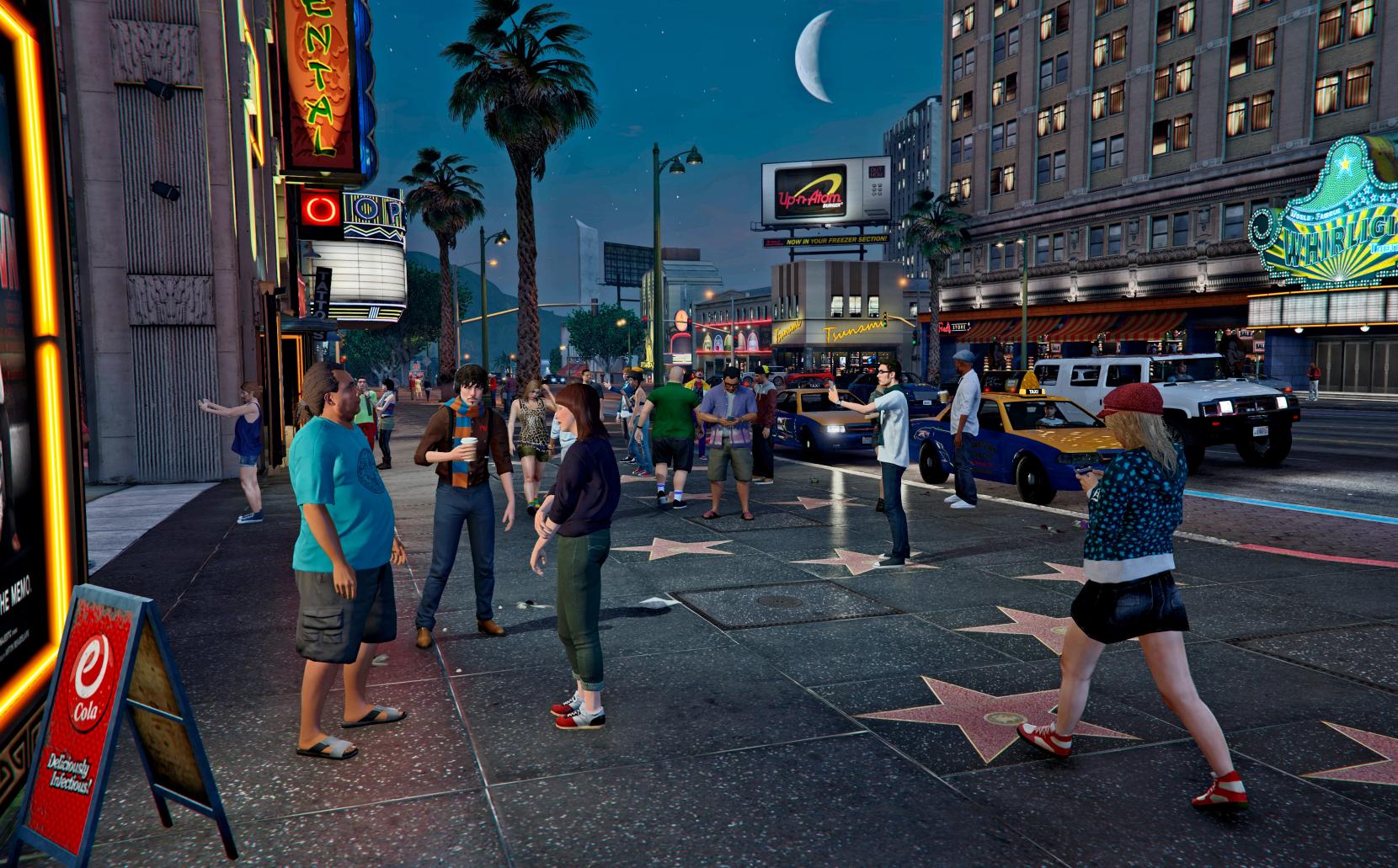 GTA 6 может получить более умных и живых NPC благодаря новой технологии Rockstar