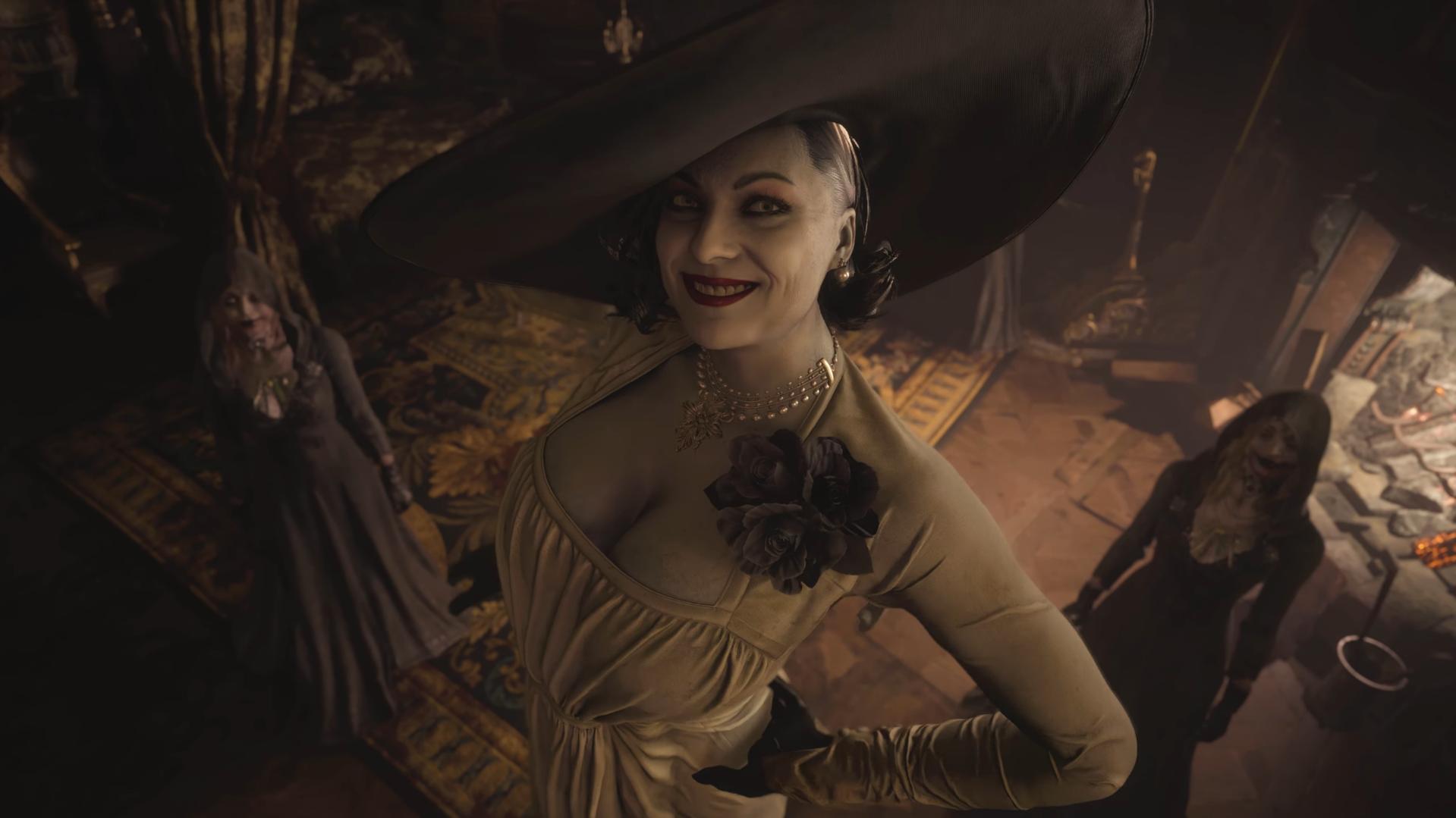 Вооружите глаза: благодаря AMD в Resident Evil Village появится трассировка лучей, и вот как это выглядит