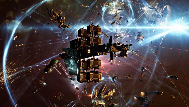Космическая бойня в EVE Online обошлась игрокам в $378 012 и попала в Книгу рекордов Гиннесса