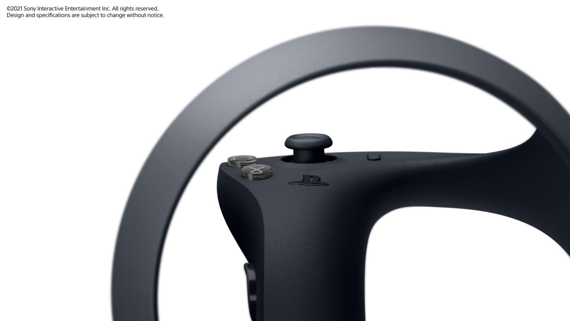 Первый взгляд на будущее PlayStation 5: Sony показала контроллеры для PS VR нового поколения