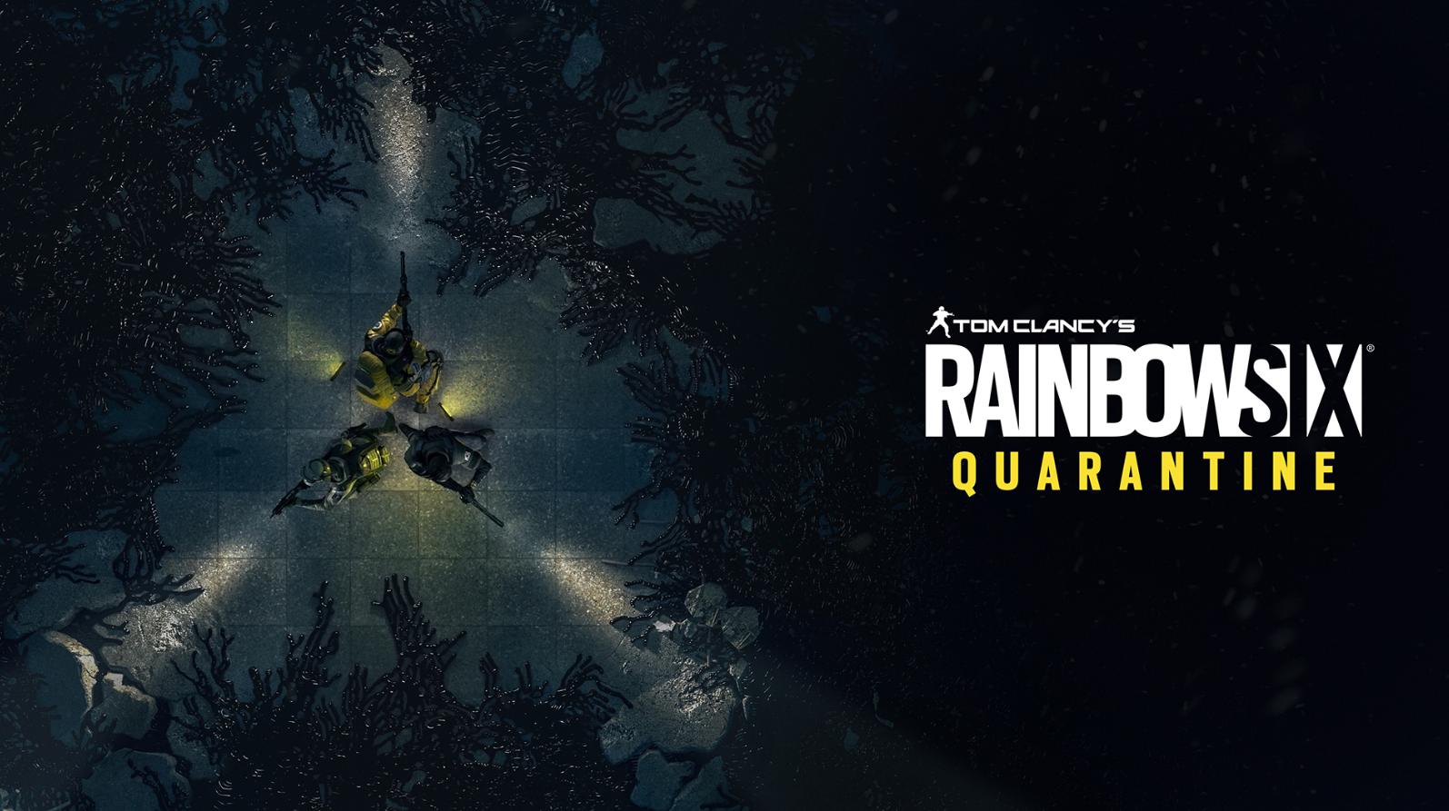 Ждали Rainbow Six Quarantine? У Ubisoft есть новость, которой она не спешит делиться (дополнено)