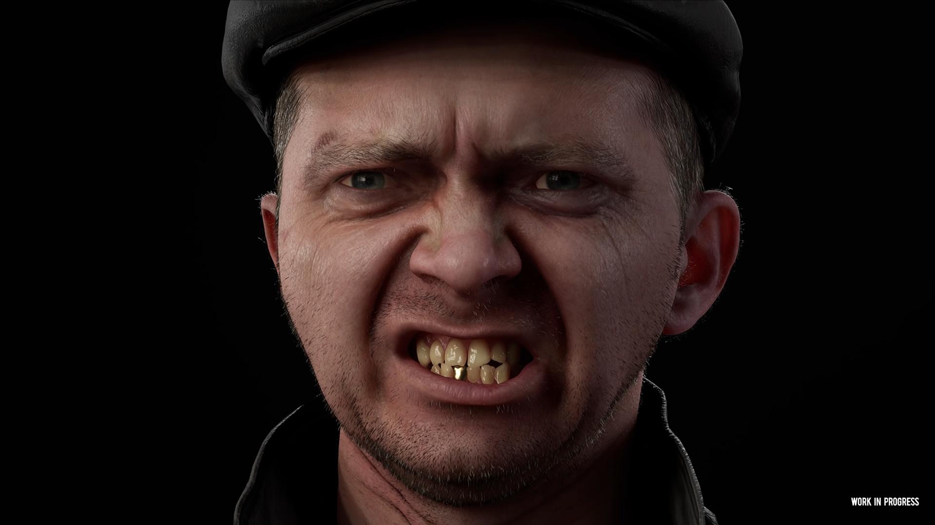Уникальные зубы и оружие: GSC Game World выпустила первый дневник разработки STALKER 2