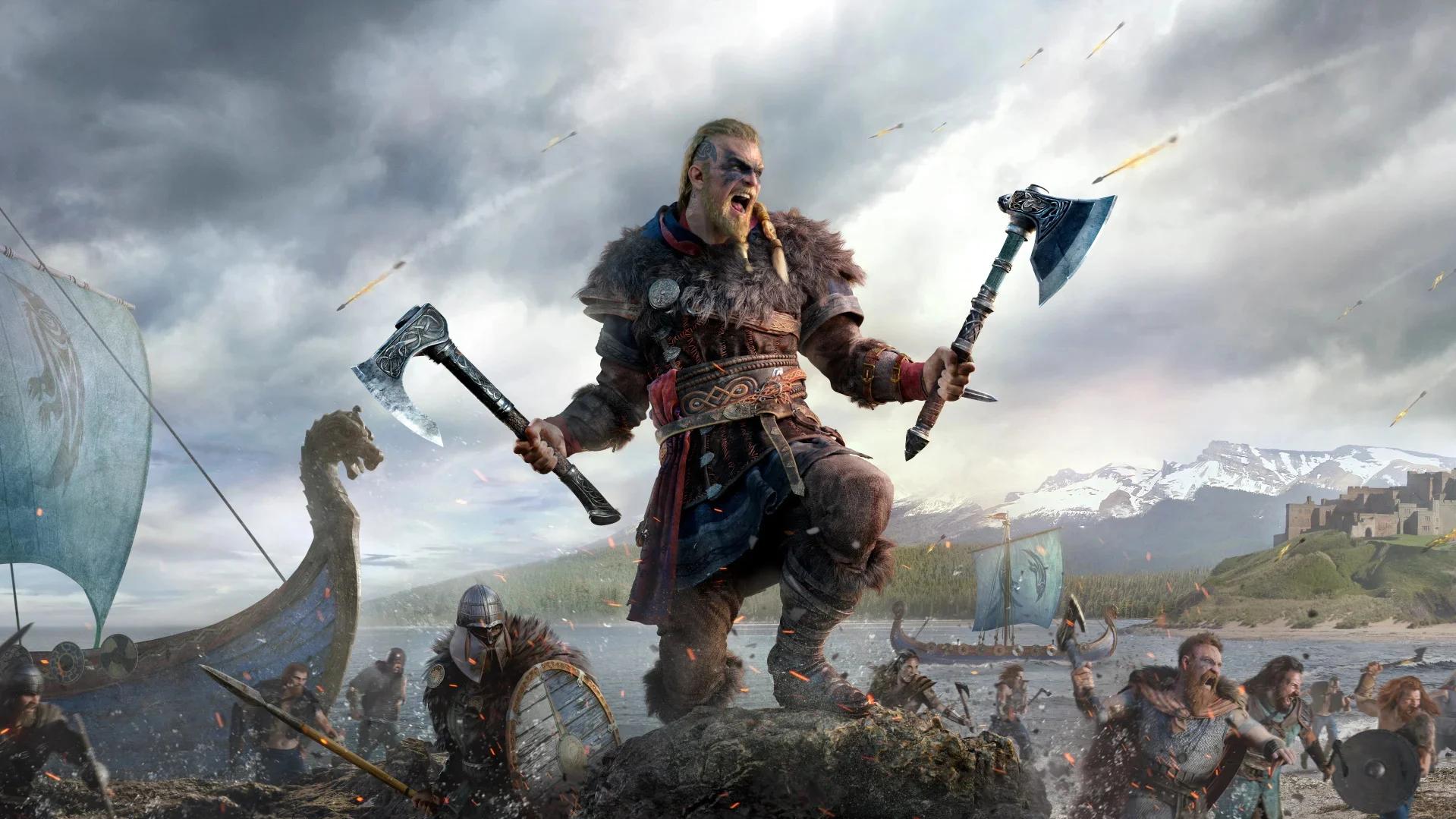 Ubisoft улучшила поддержку контроллера DualSense в Assassin's Creed Valhalla для PlayStation 5