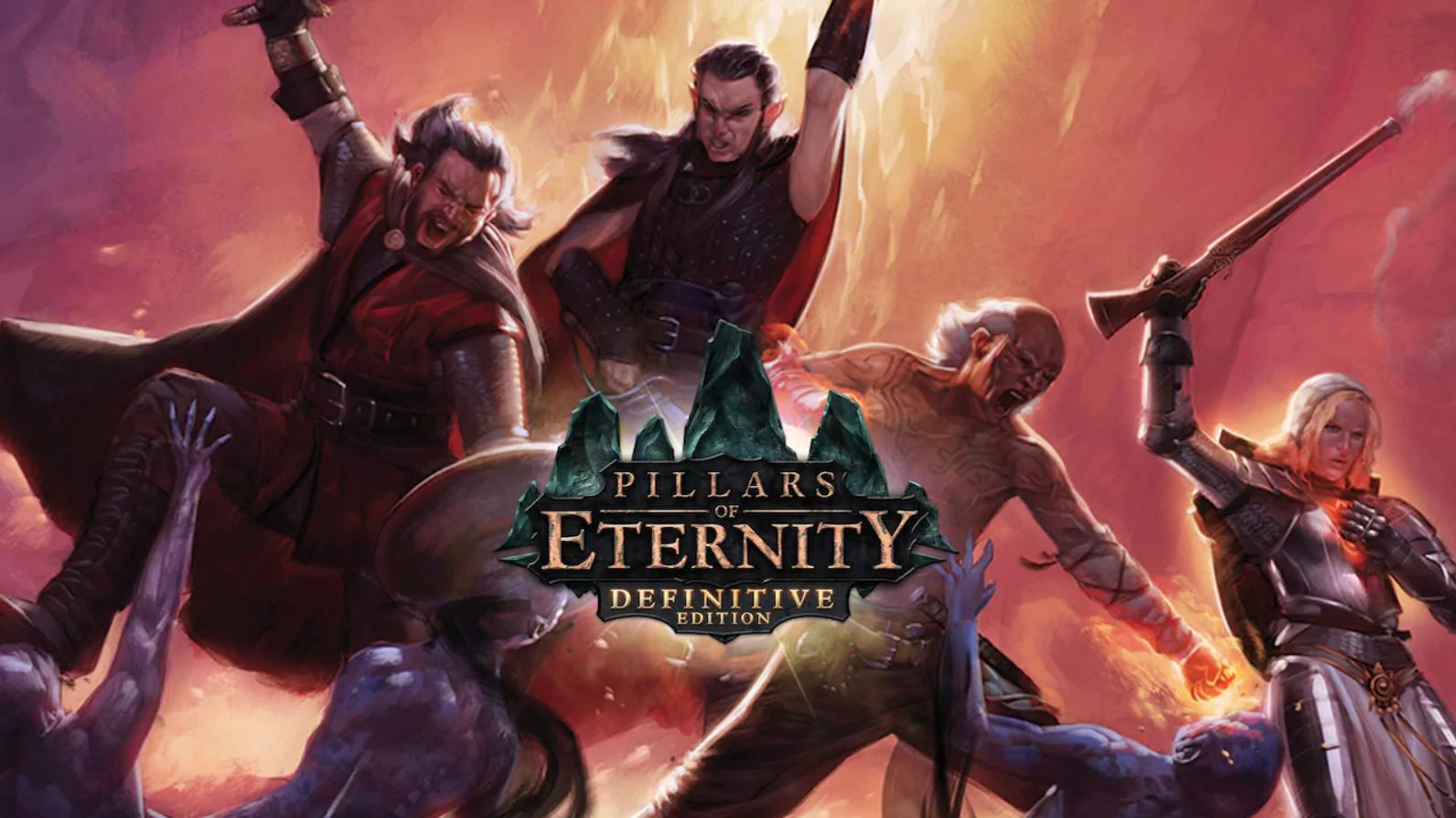 Epic Games раздаст Pillars of Eternity для ПК: классическую RPG от создателей Fallout New Vegas