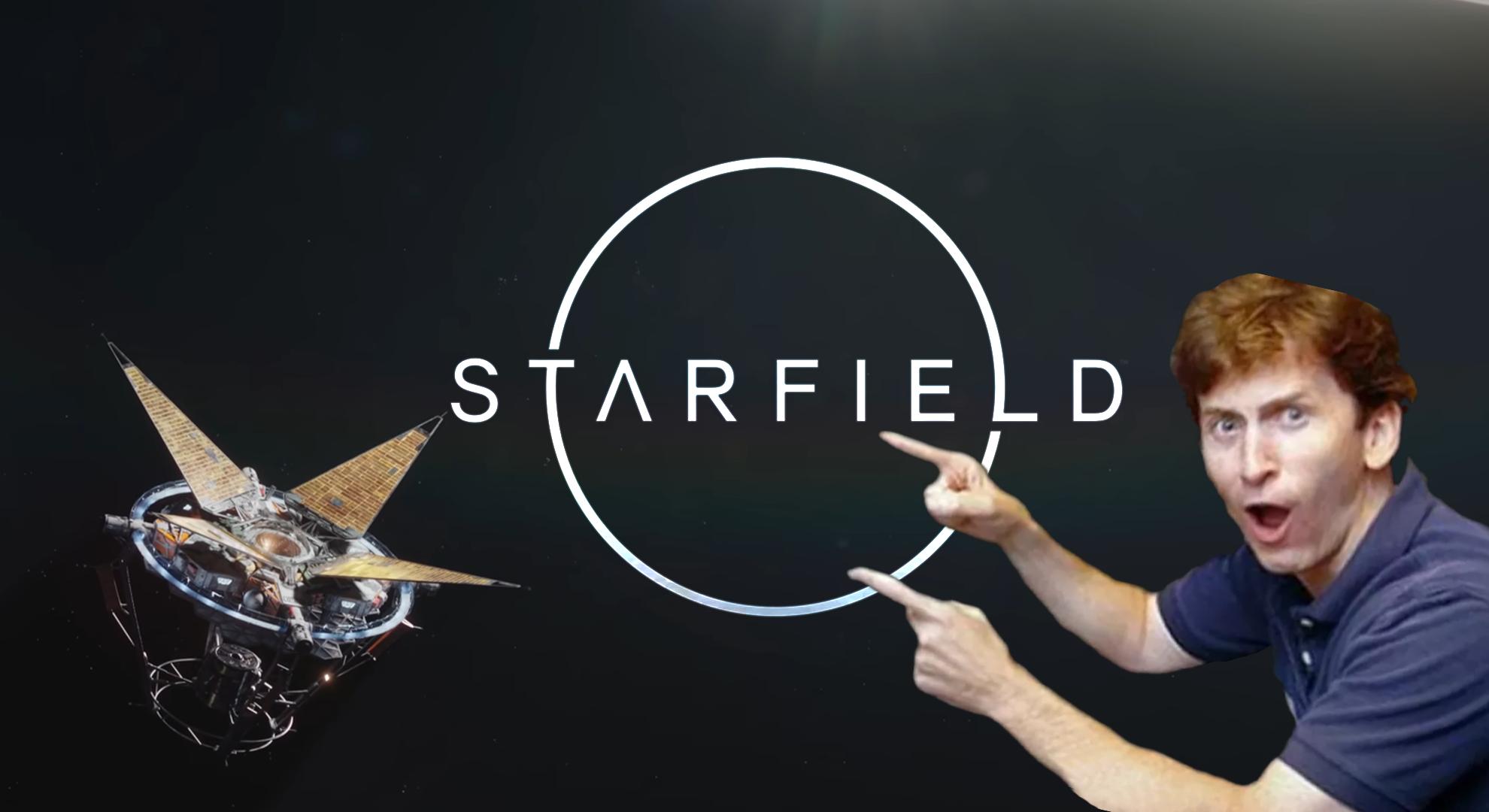 Самому богатому фанату Bethesda позволят создать персонажа для Starfield вместе с Тоддом Говардом
