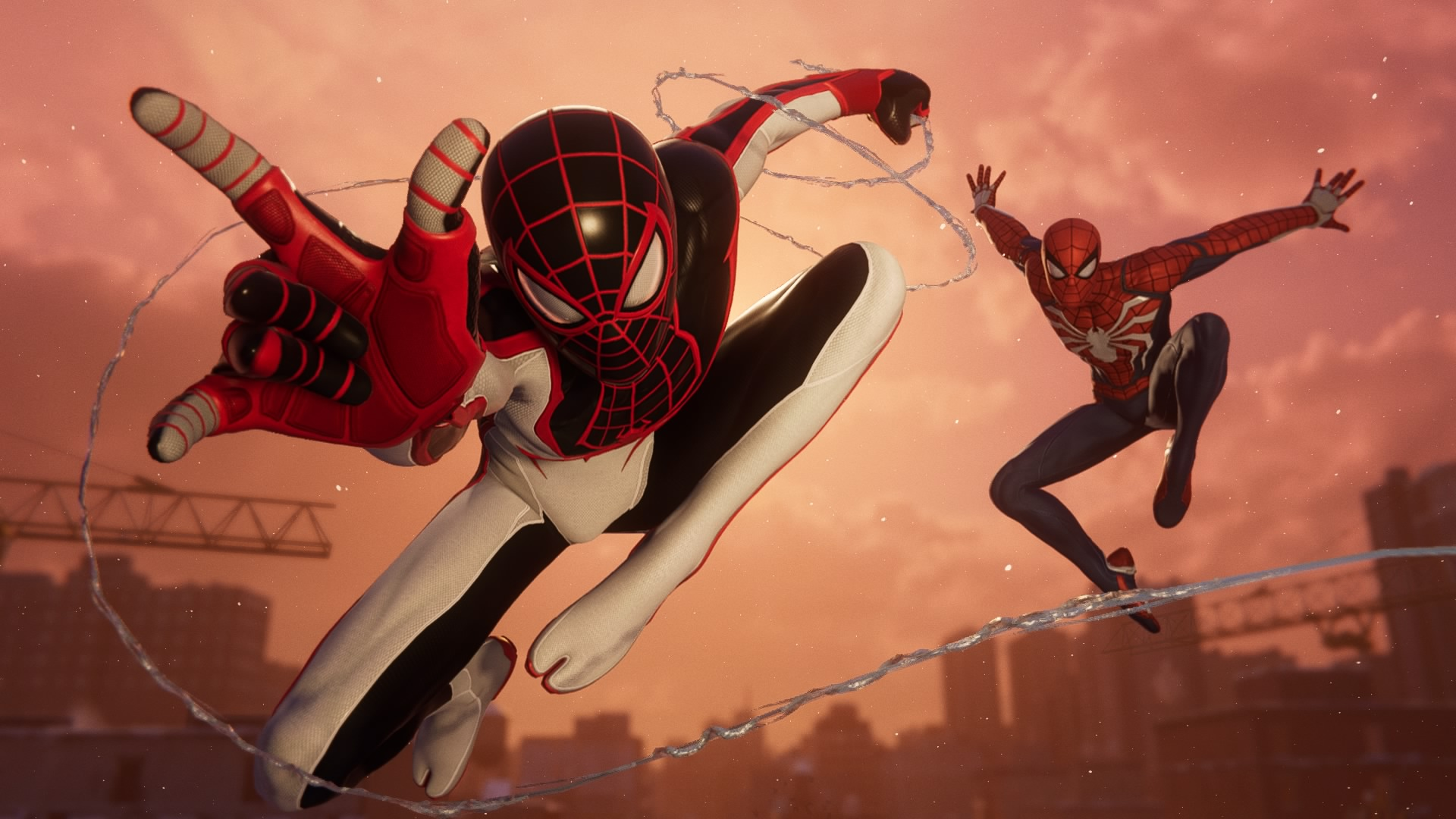 В Marvel's Spider-Man: Miles Morales для PlayStation 5 добавили режим с трассировкой лучей при 60 FPS
