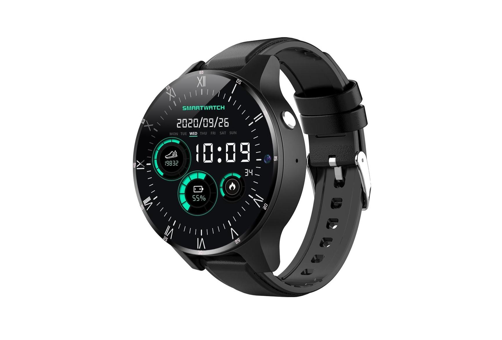 Rollme Hero: смарт-часы с безрамочным дисплеем, двумя камерами, ОС Android и «начинкой», как у смартфонов