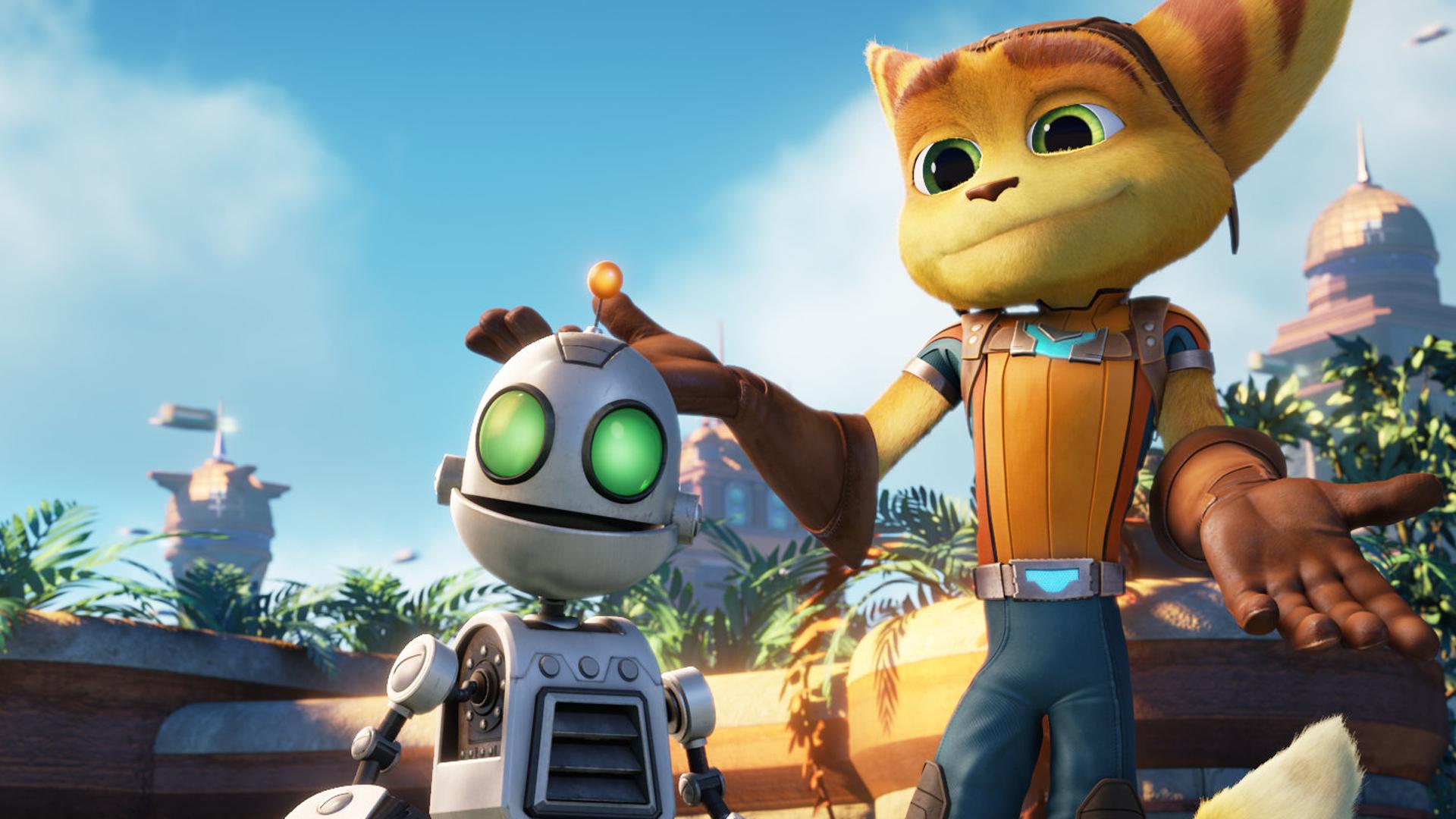 В марте Sony подарит Ratchet & Clank для PlayStation 4, а позже еще больше игр