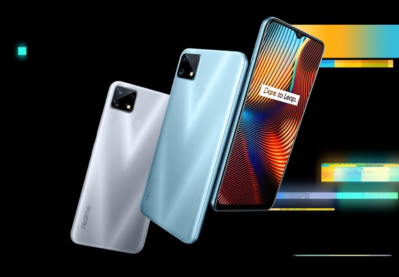Realme 7i дебютировал в Европе: IPS-дисплей, чип MediaTek Helio G85, батарея на 6000 мАч и ценник в 158 евро
