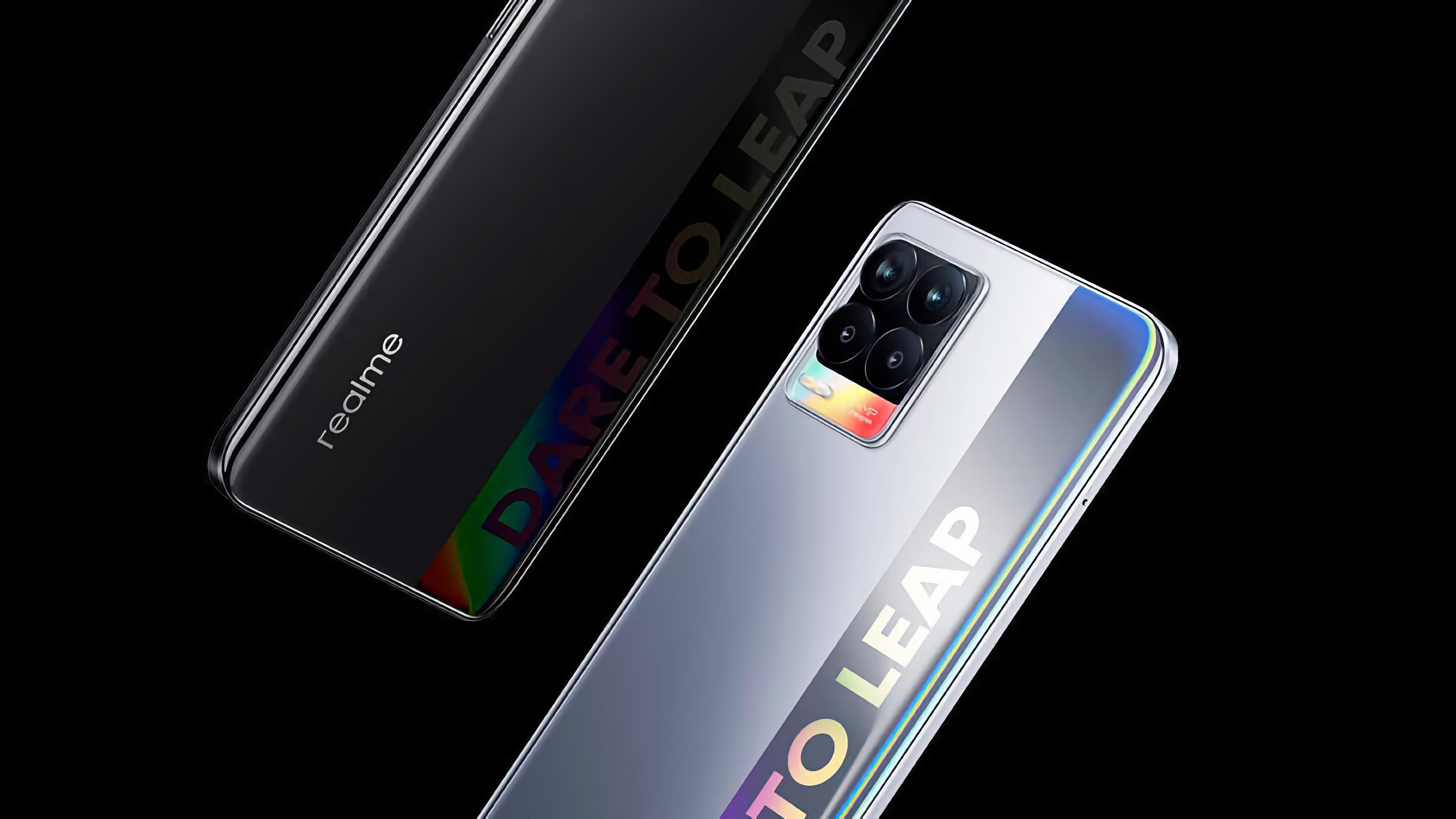 Не только Realme 8 и Realme 8 Pro: компания готовит к выходу ещё два смартфона из этой линейки