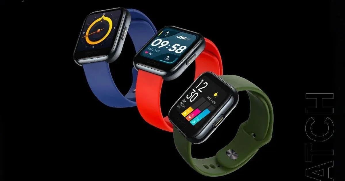 Смарт-часы Realme Watch 2 Pro прошли сертификацию FCC: квадратный дисплей и аккумулятор на 390 мАч