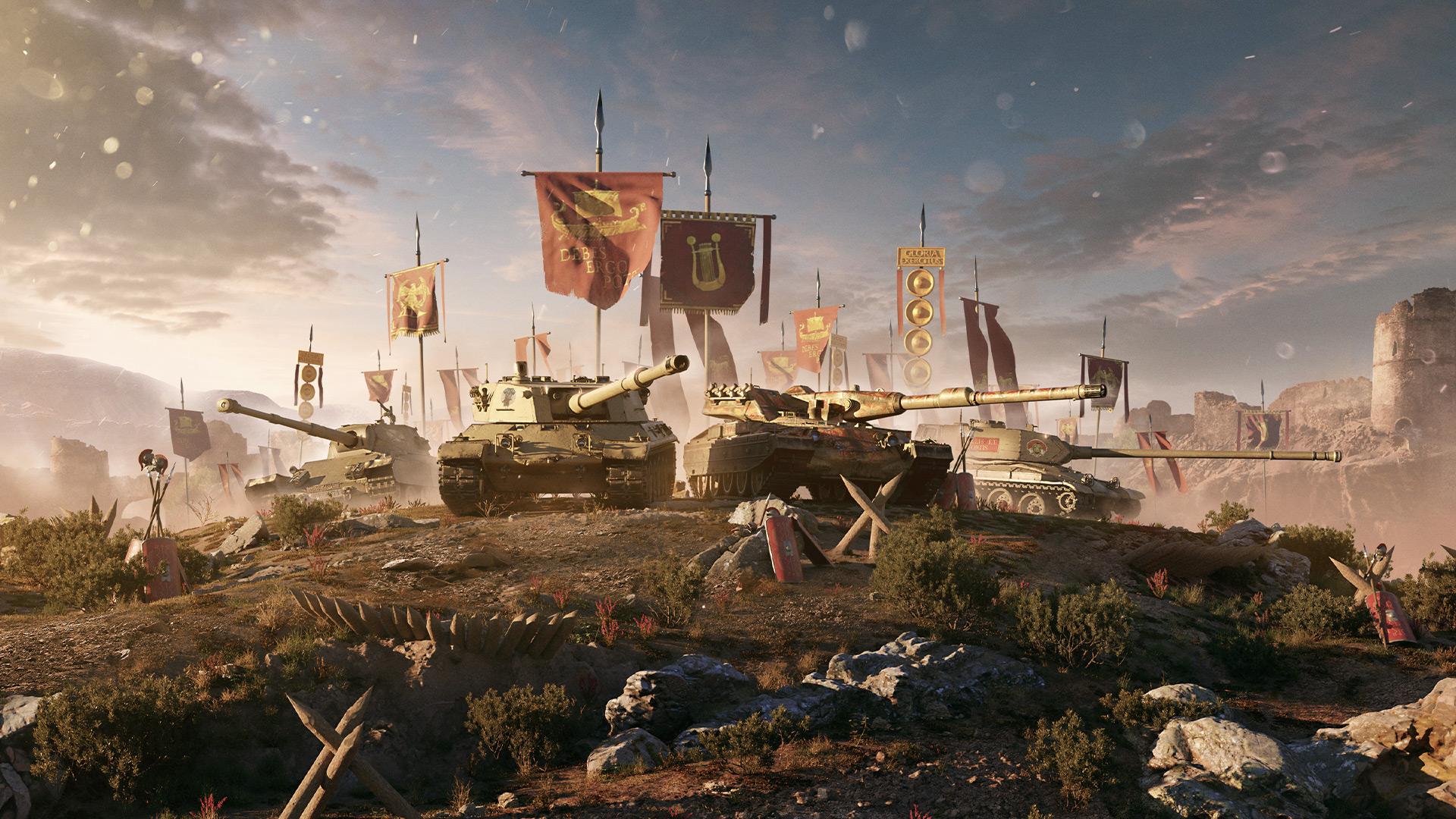 World of Tanks получила большое обновление 1.11.1: система взводов 2.0, ветка итальянских тяжей и другое
