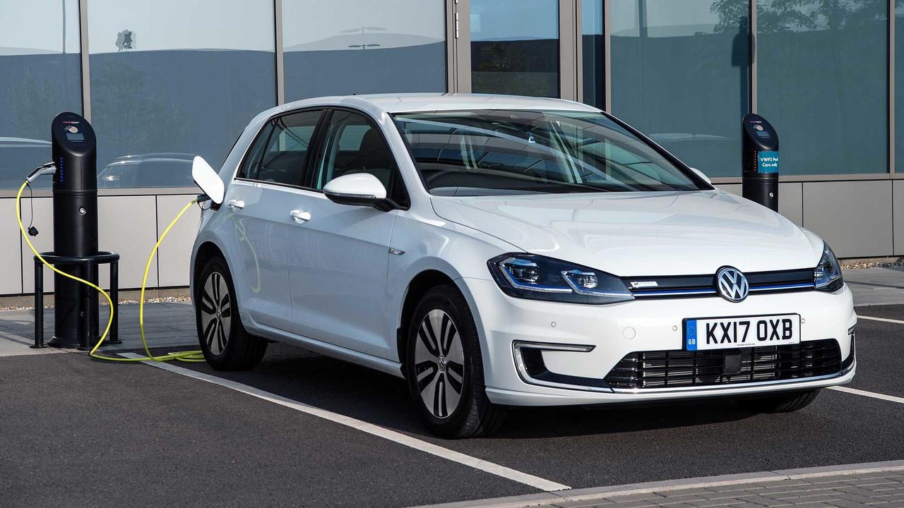 Volkswagen закрывает производство e-Golf: его заменит новый электрокар ID.3