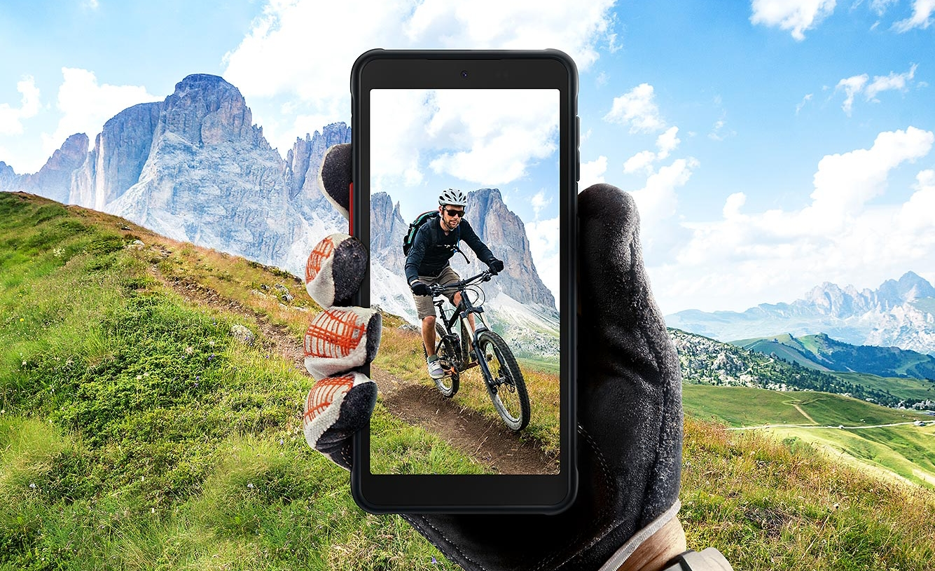 Tale quale: Samsung представила защищенный смартфон Galaxy Xcover 5 за €290