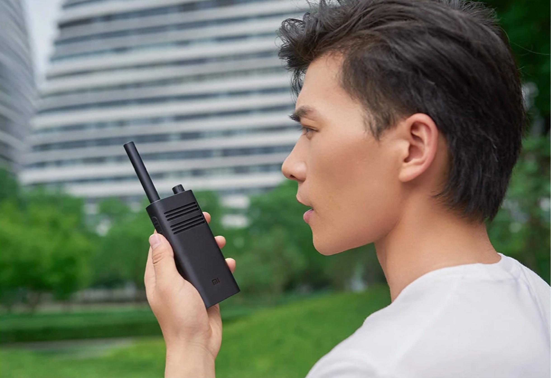 Xiaomi Mi Walkie Talkie Lite: компактная рация с дальностью работы до 5 км и ценником в $23