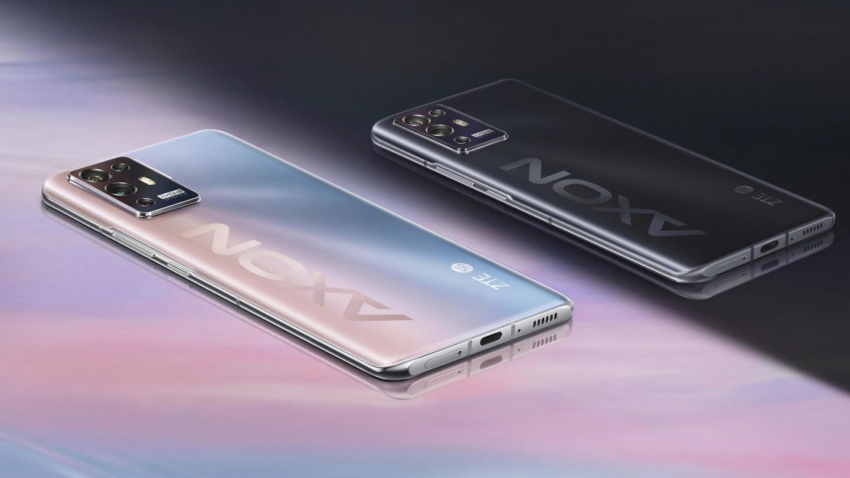 ZTE Axon 30 Pro: упрощенная версия Ultra-версии со 120 Гц дисплеем, Snapdragon 888 и без тройной 64 МП камеры за $460