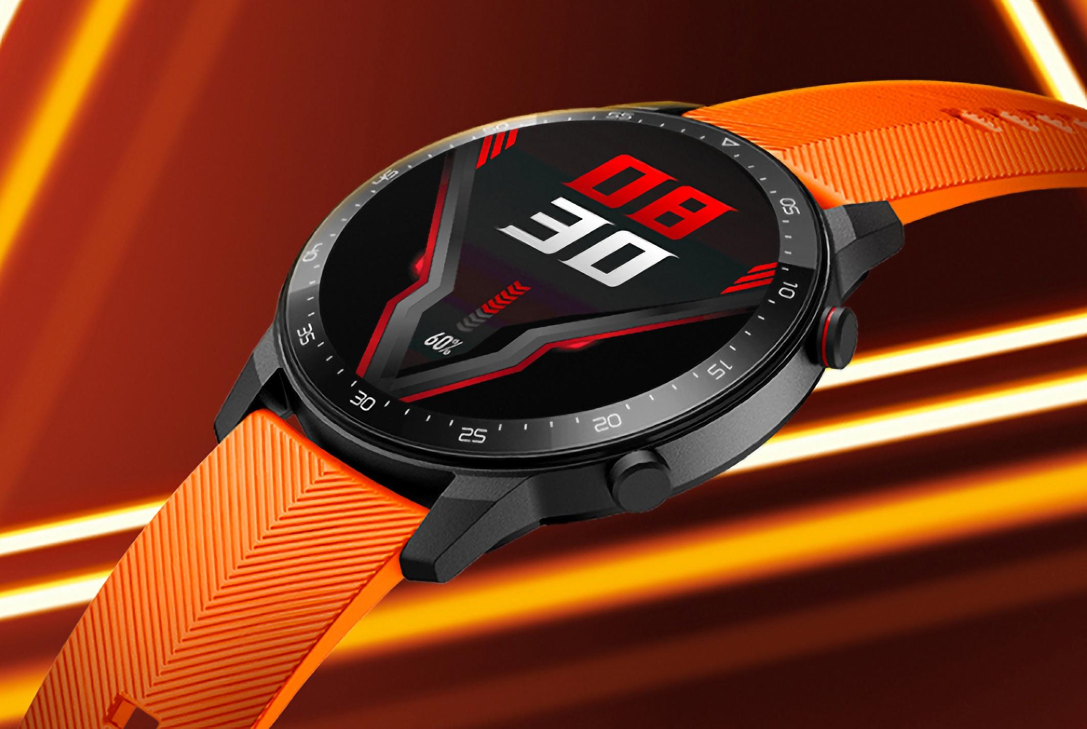 ZTE тизерит смарт-часы Watch GT: AMOLED-дисплей, встроенный GPS и поддержка 16 спортивных режимов