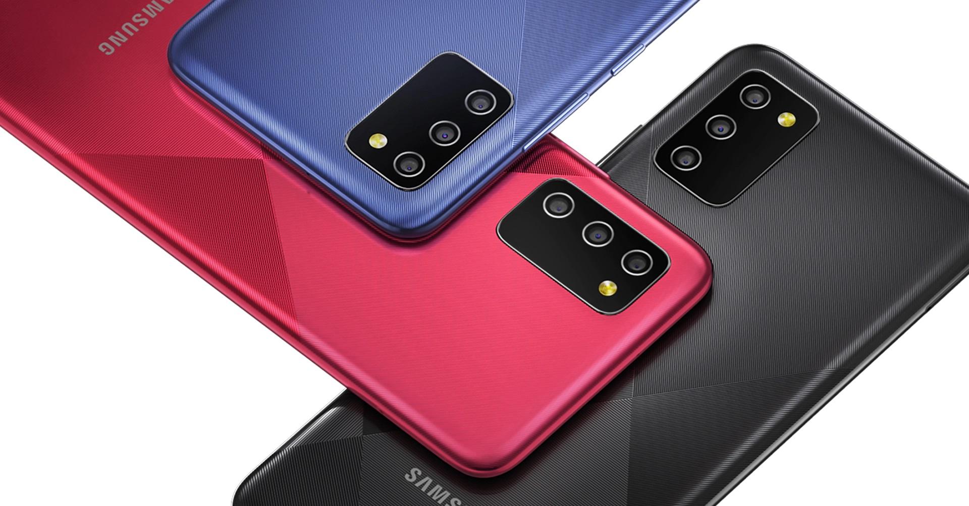 Samsung Galaxy M02s: бюджетник с аккумулятором на 5000 мАч и Snapdragon 450 за $120