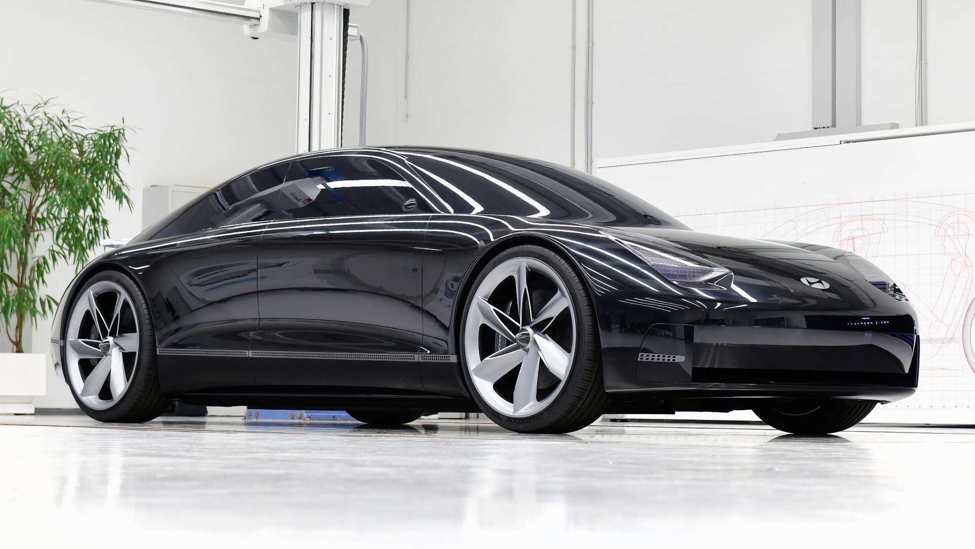 В сеть утекли характеристики электромобиля Apple: платформа Hyundai E-GMP, разгон до «сотни» за 3.5 сек, запас хода более 500 км и быстрая зарядка