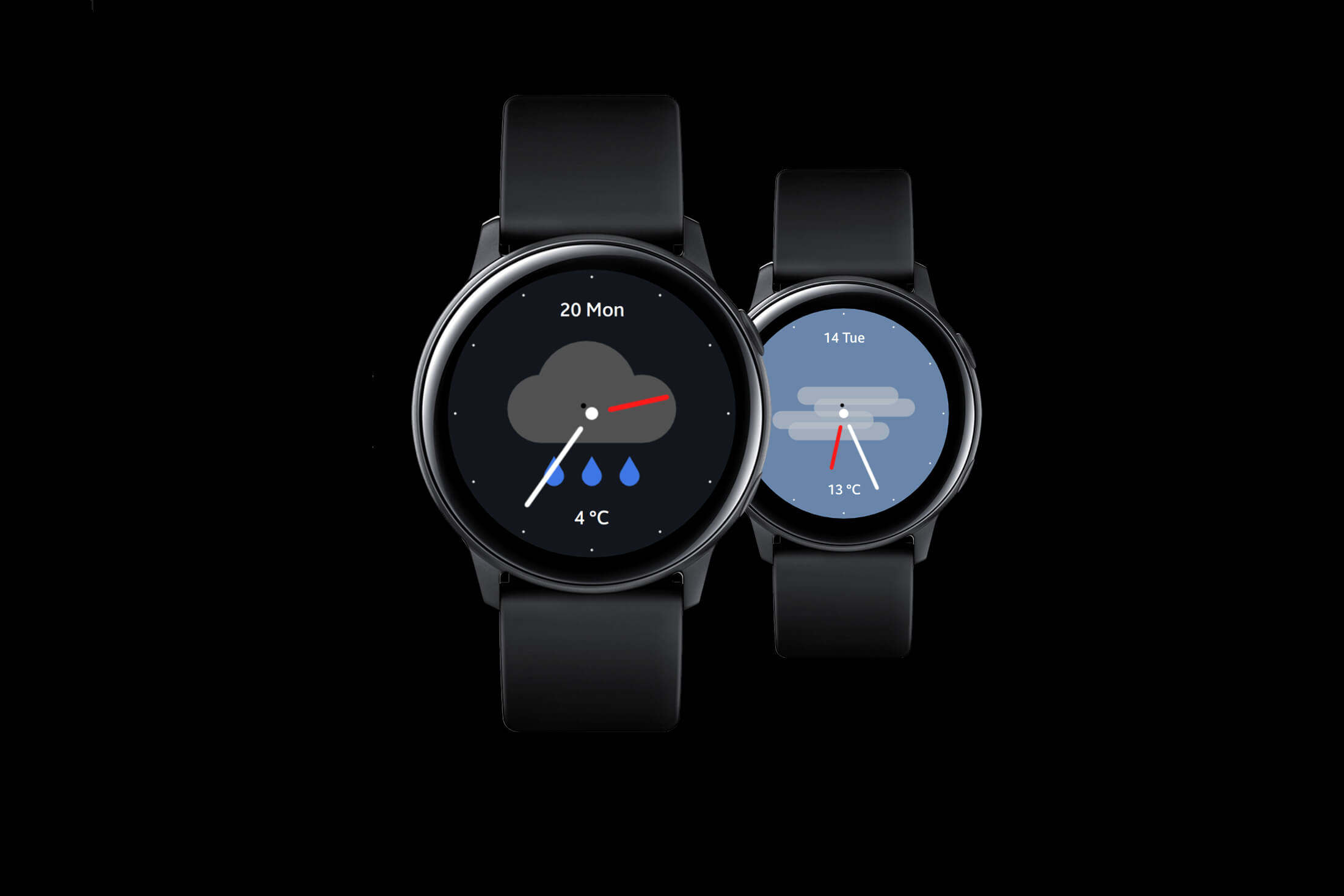 Смарт-часы Samsung Galaxy Watch 4 будут доступны в трех версиях и получат Wear OS с оболочкой One UI