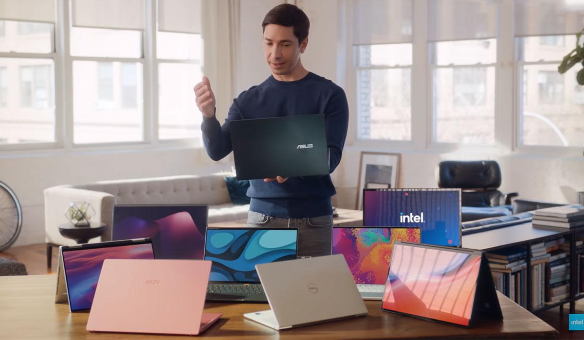 Intel опять высмеивает недостатки MacBook: в рекламе снялся актер Джастин Лонг, ранее расхваливающий компьютеры Apple