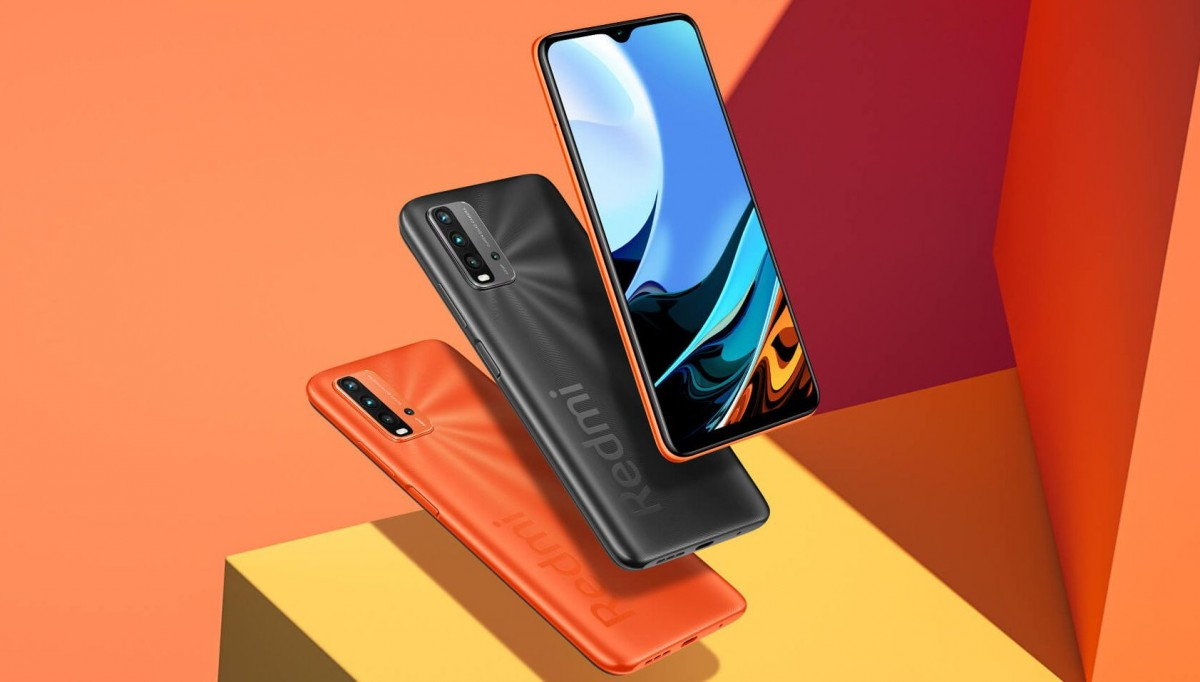 Redmi 9T: бюджетный смартфон с чипом Snapdragon 662, квадрокамерой и батареей на 6000 мАч за €160