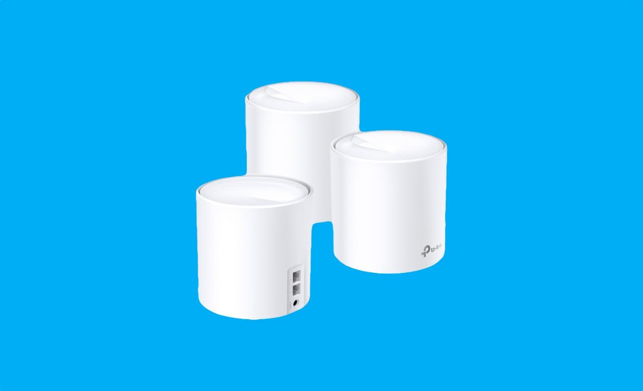 TP-Link привезла в Украину Deco X20 и Deco X60: Mesh-системы с поддержкой Wi-Fi 6 и ценником от 7499 грн