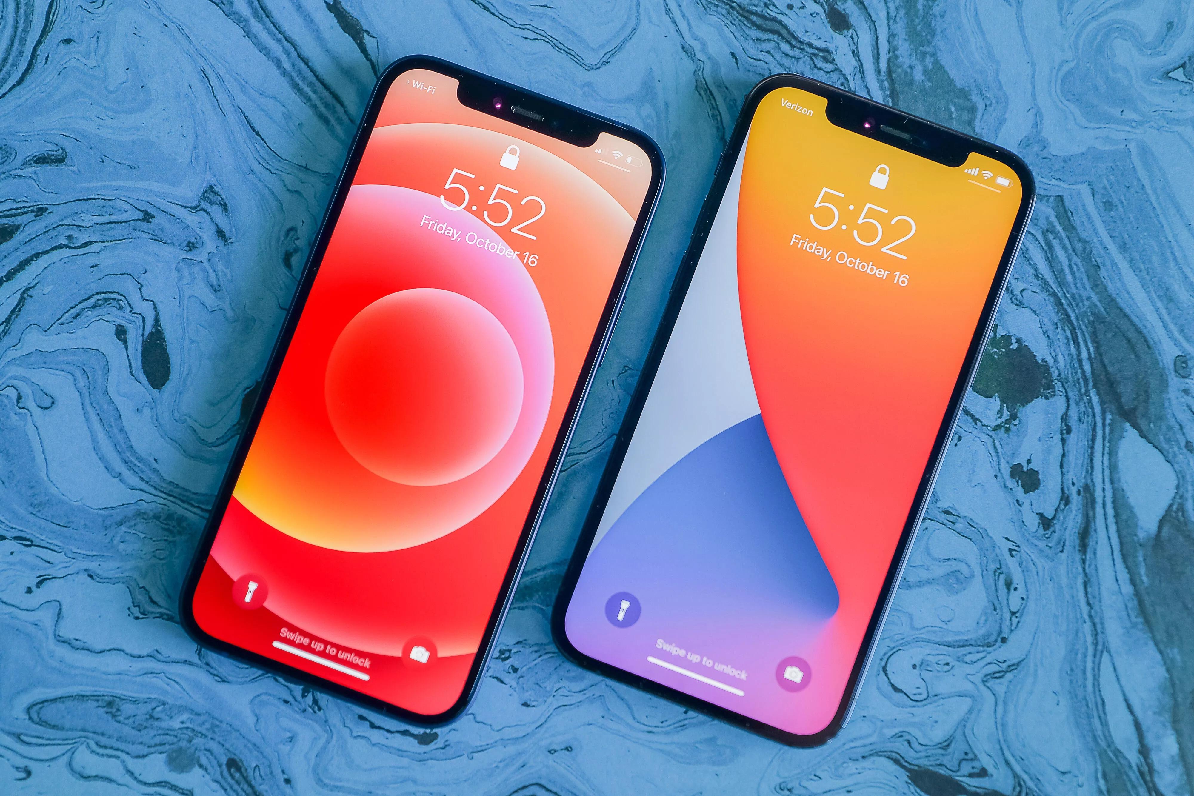 Источник: iPhone 13 Pro и iPhone 13 Pro Max получат экраны на 120 Гц c функцией Always-On Display