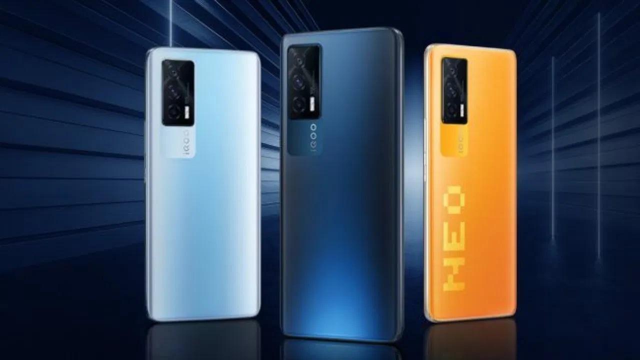 Vivo iQOO Neo 5: игровой смартфон с процессором Snapdragon 870, 120 Гц дисплеем и 66 Вт зарядкой за $385