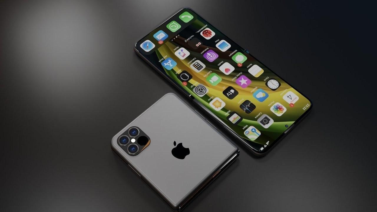 Как Samsung Galaxy Z Fold 2 и Galaxy Z Flip: Apple уже тестирует два складных смартфона