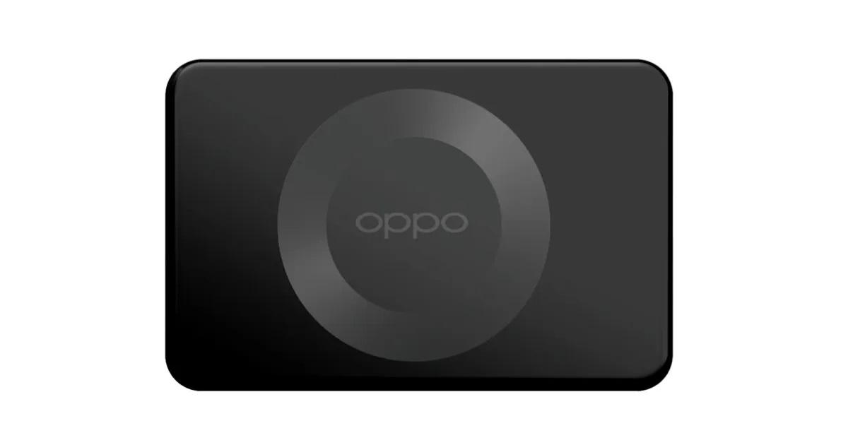 OPPO тоже работает над Bluetooth-трекером Smart Tag: его дизайн раскрыт перед запуском