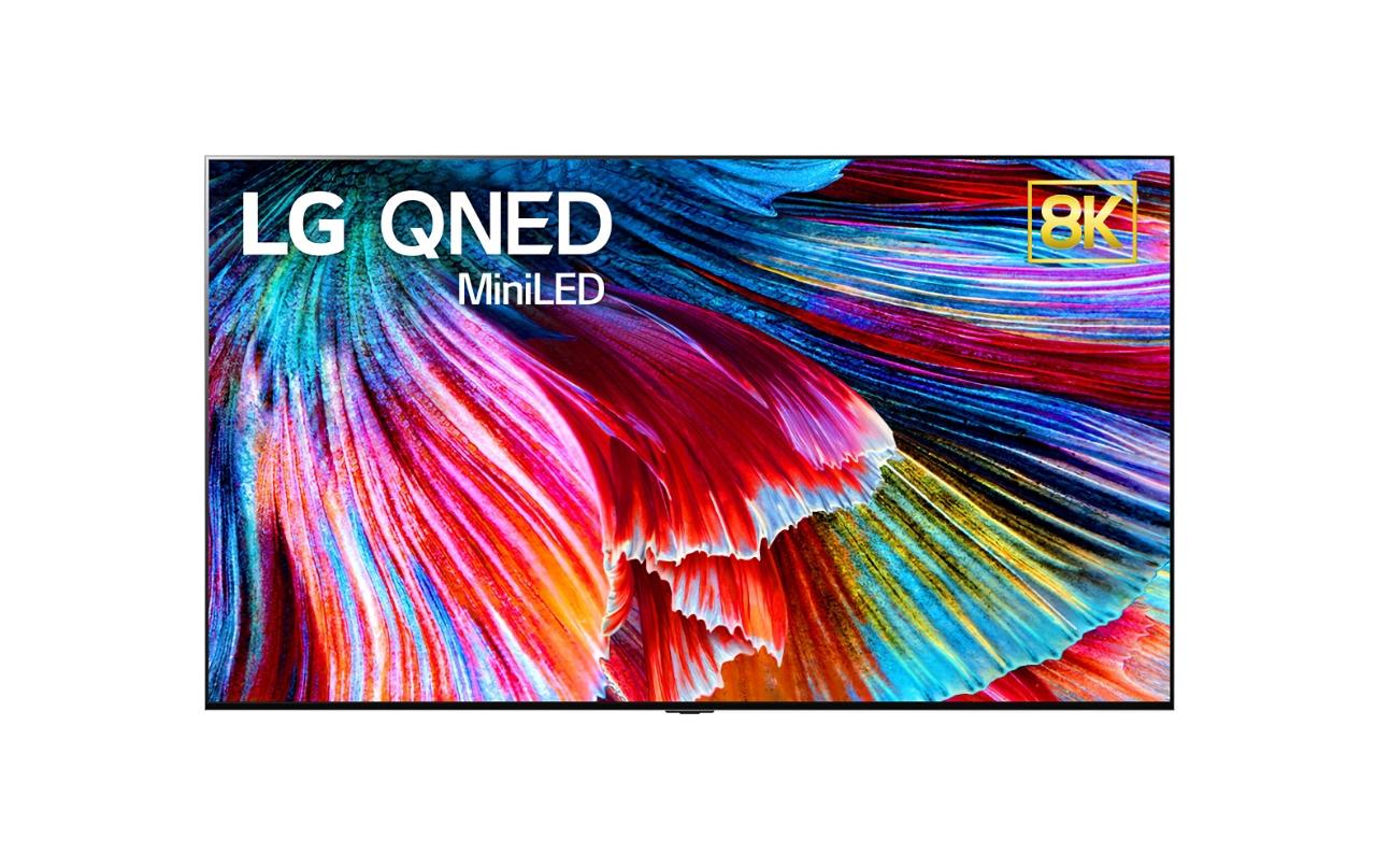 LG представит на CES 2021 первые смарт-телевизоры с дисплеями QNED Mini LED