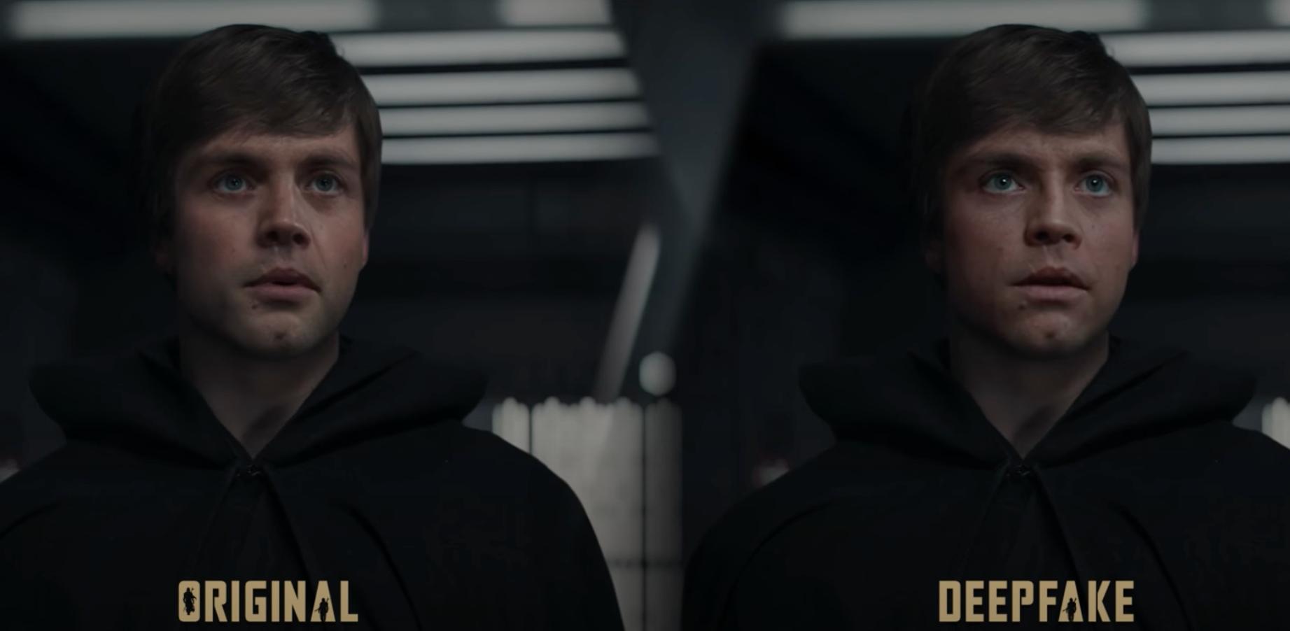 Deepfake в руках энтузиаста справился лучше специалистов LucasFilm с лицом Люка Скайуокера в финале «Мандалорца»