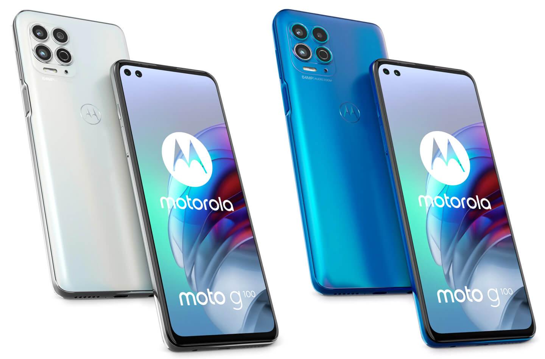Moto G100 (aka Motorola Edge S) c чипом Snapdragon 870, квадро-камерой и защитой IP52 представят 25 марта