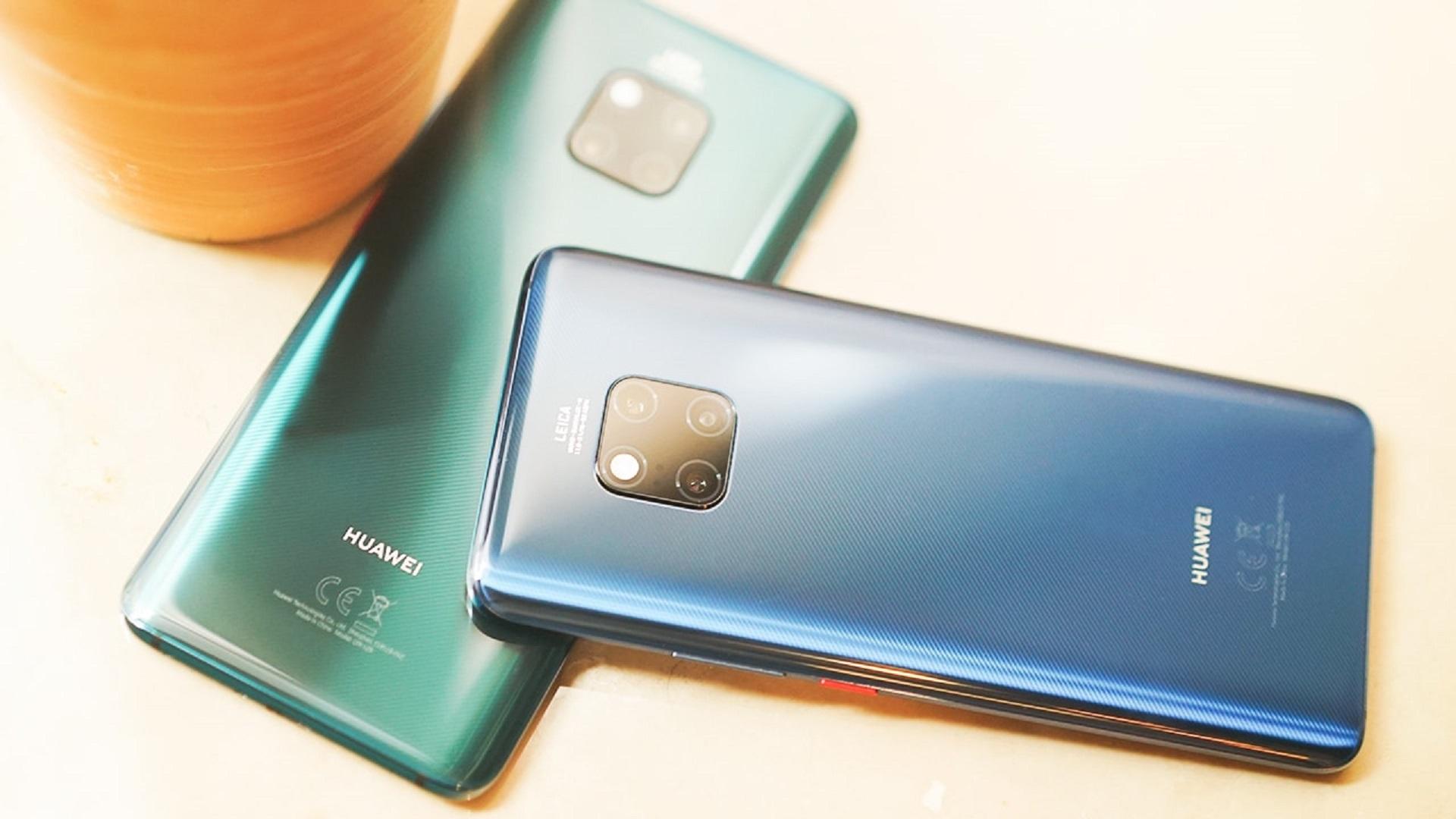 Смартфоны линейки Huawei Mate 20 начали получать EMUI 11 на глобальном рынке