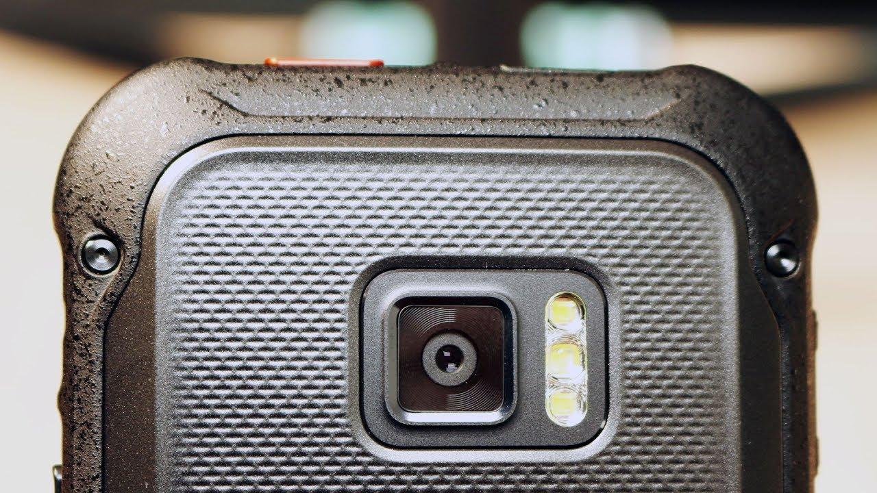 Неубиваемый смартфон Samsung Galaxy XCover 5 появился на рендере и прошел сертификацию