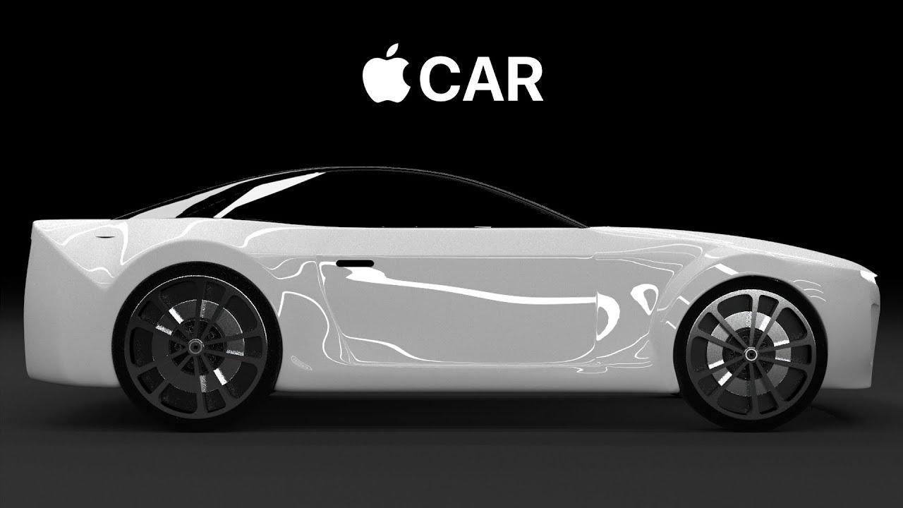 Apple в следующем году может представить собственный электромобиль Apple Car