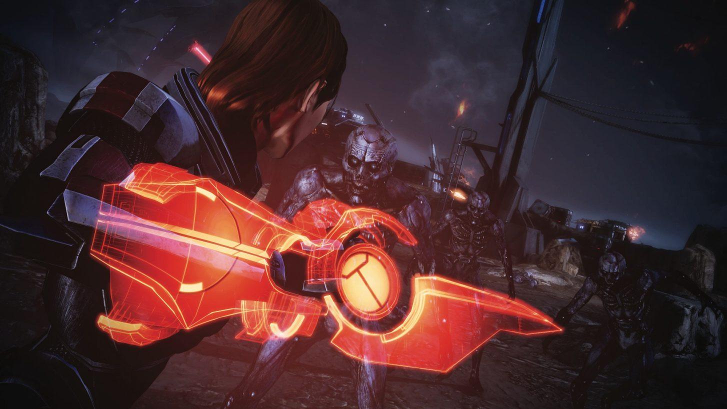 Mass Effect Legendary Edition выйдет в мае, и BioWare уделила особое внимание первой игре серии
